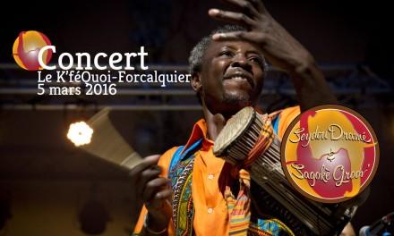 Concert – 5 mars 2016