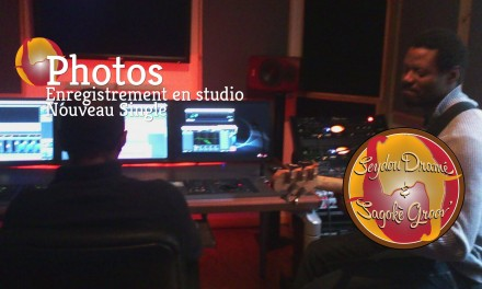 Enregistrement en studio